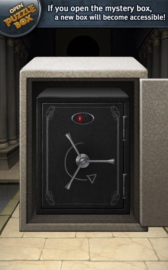 Open Puzzle Box - Imagem 1 do software