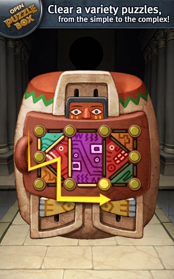 Open Puzzle Box - Imagem 2 do software