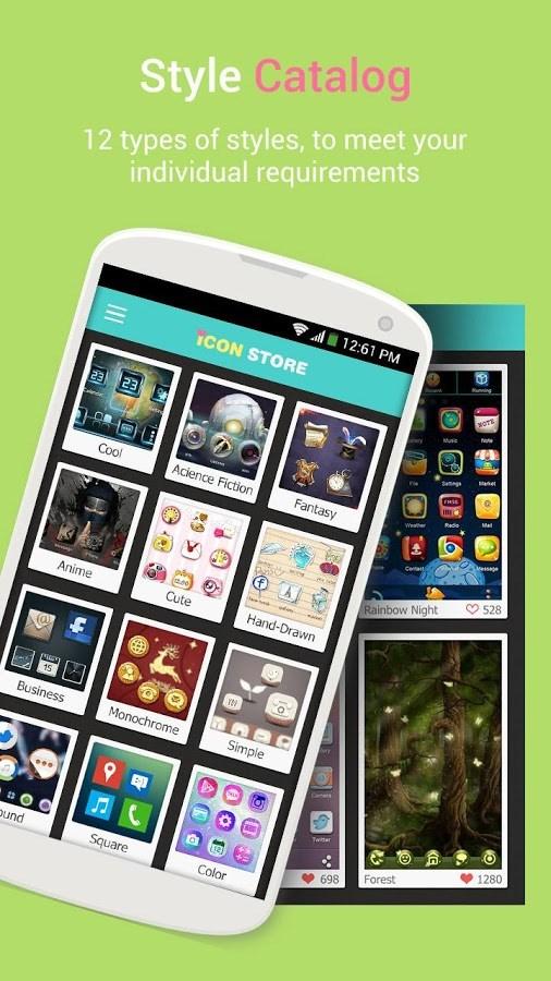 Icon Store - Imagem 1 do software