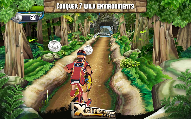 Xcite Mountain Bike - Imagem 1 do software