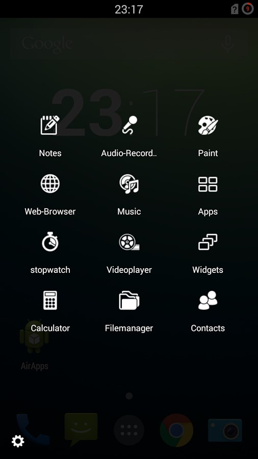 Tiny Apps (floating) - Imagem 1 do software