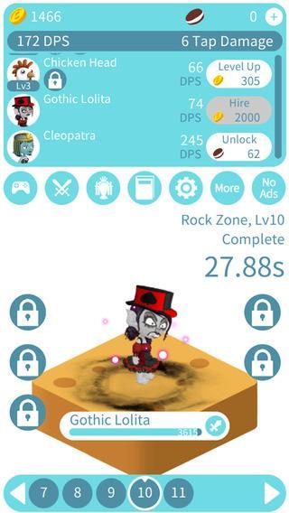 Dream Tapper : Tapping RPG - Imagem 2 do software
