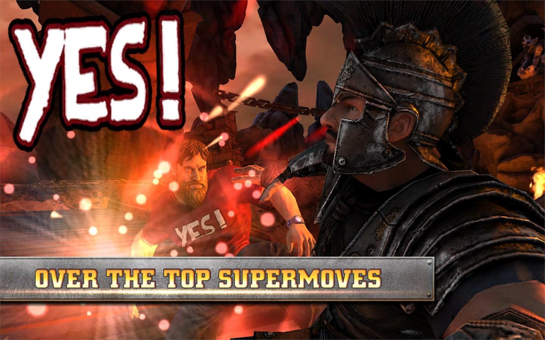 WWE Immortals - Imagem 1 do software