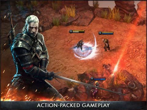The Witcher Battle Arena - Imagem 1 do software