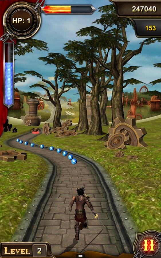 Endless Run Magic Stone - Imagem 2 do software