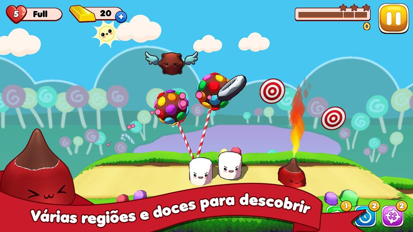 Candy World Quest: Donut Toss Challenge - Imagem 1 do software