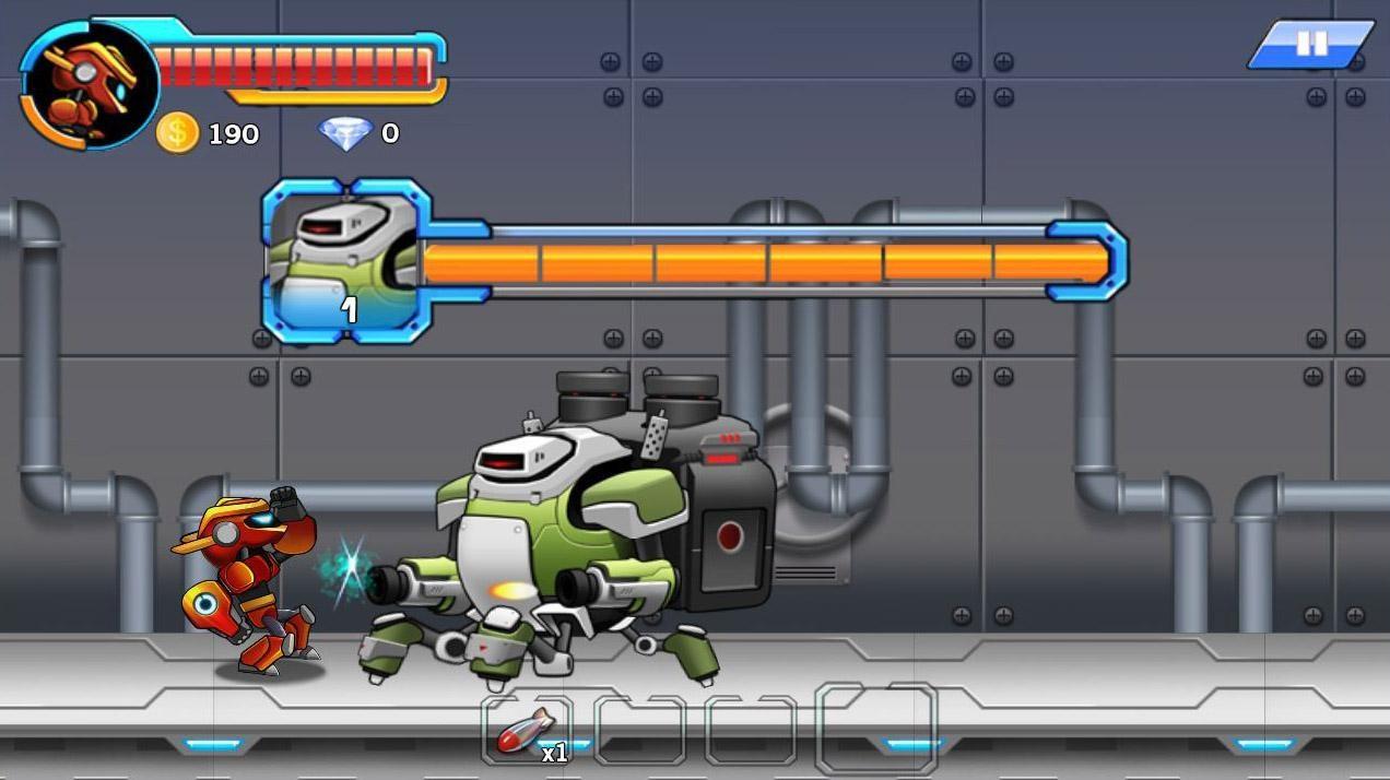 Robo Avenger - Imagem 1 do software