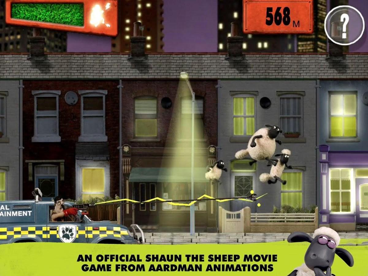 Shaun the Sheep The Movie - Shear Speed - Imagem 1 do software