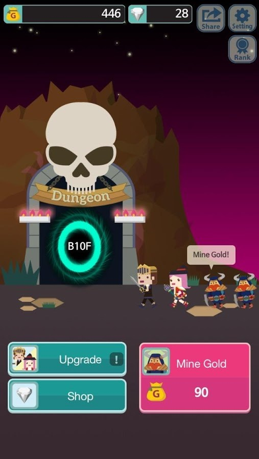 Infinity Dungeon! - Imagem 2 do software