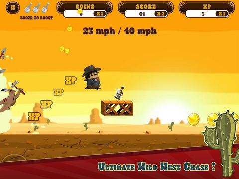 Firewater: Cowboy Dash - Imagem 1 do software