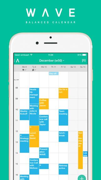 WAVE Calendar - Imagem 1 do software