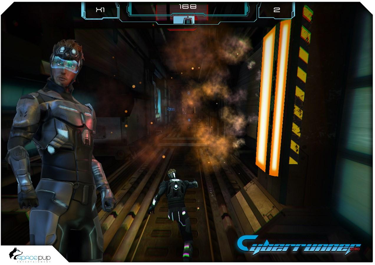 Cyberrunner Zero - Imagem 1 do software