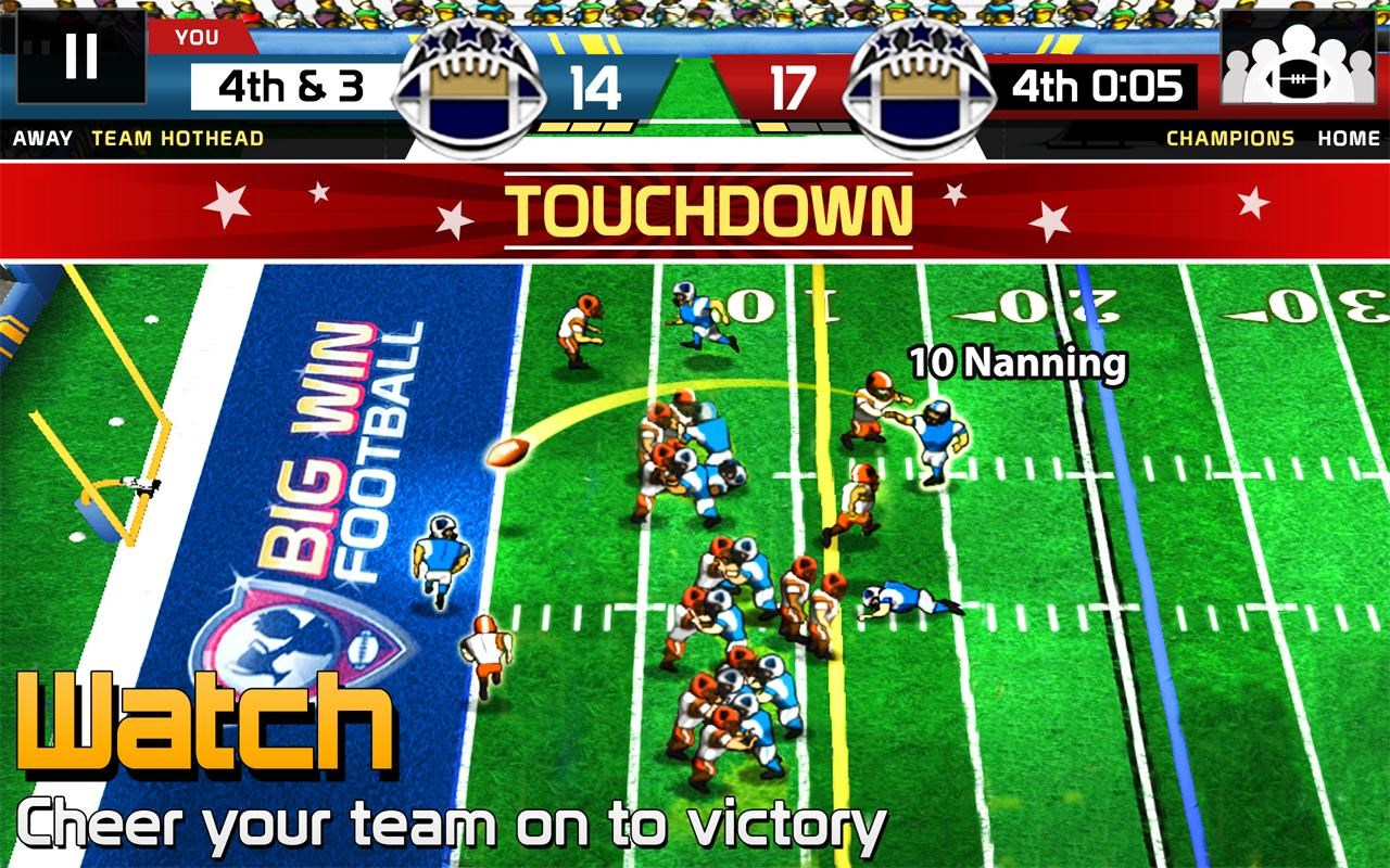 Big Win Football 2015 - Imagem 1 do software