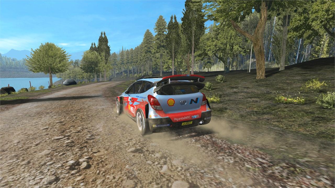 WRC The Official Game - Imagem 1 do software