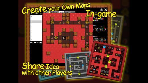 DungeonUp - Imagem 1 do software