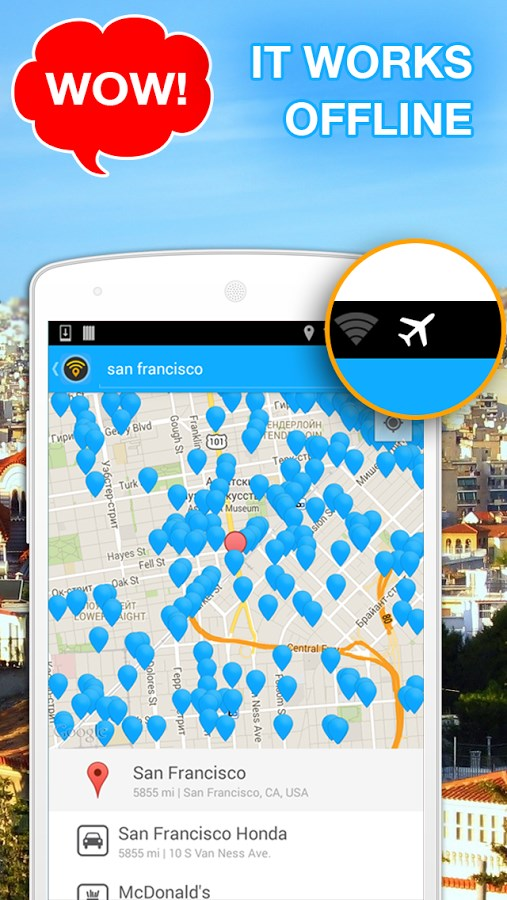 WiFi Map Pro Passwords Download - Wifi map software