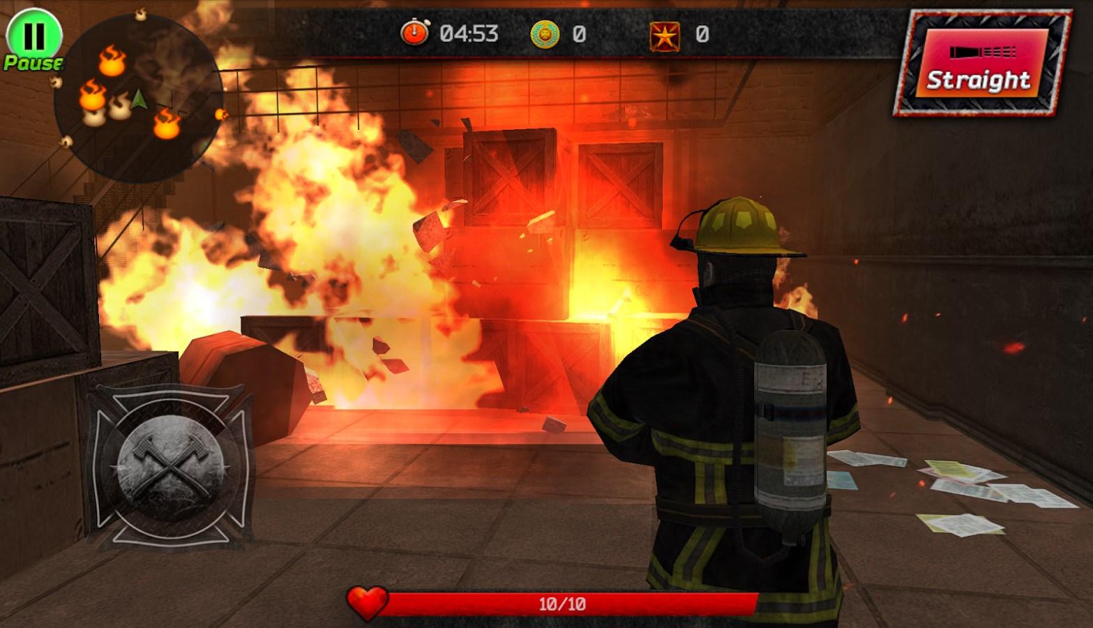 Courage of Fire - Imagem 1 do software
