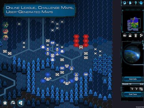 Battle Worlds: Kronos - Imagem 1 do software