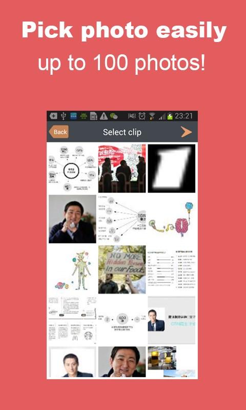 Slidegram - slideshow Instagram - Imagem 1 do software