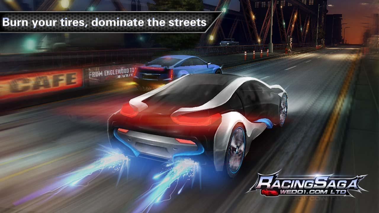 Racing Saga - Imagem 1 do software