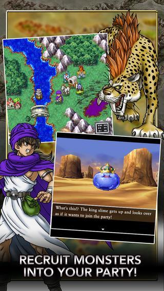 DRAGON QUEST V - Imagem 4 do software