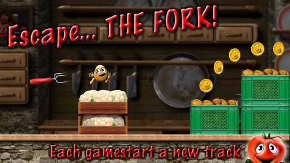 Potato Escape Gold - Imagem 1 do software