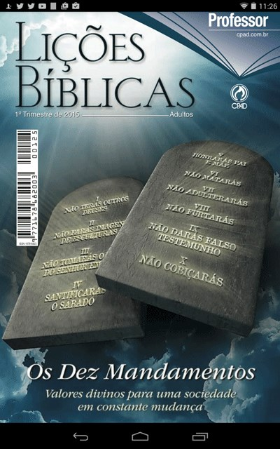 Licoes Biblicas Cpad Pdf