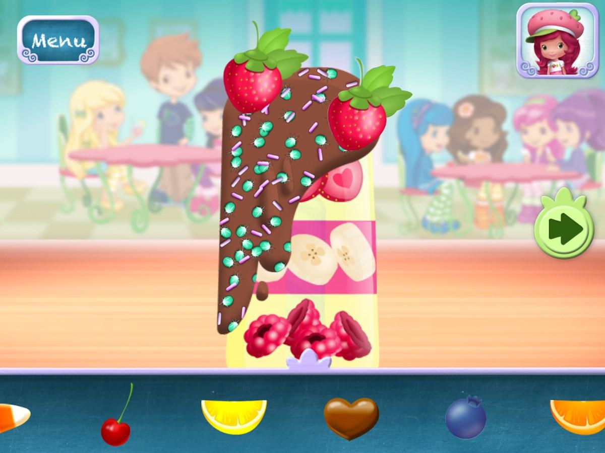 Loja de doces da Moranguinho - Imagem 1 do software