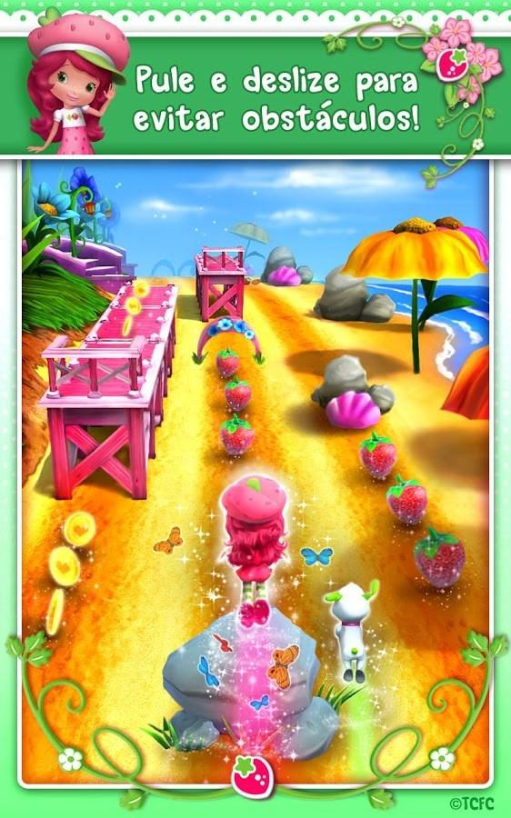 Moranguinho: Berry Rush - Imagem 1 do software