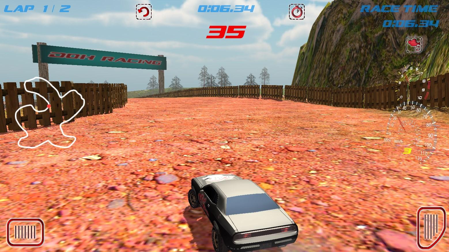 Offroad Rally Race - Imagem 1 do software