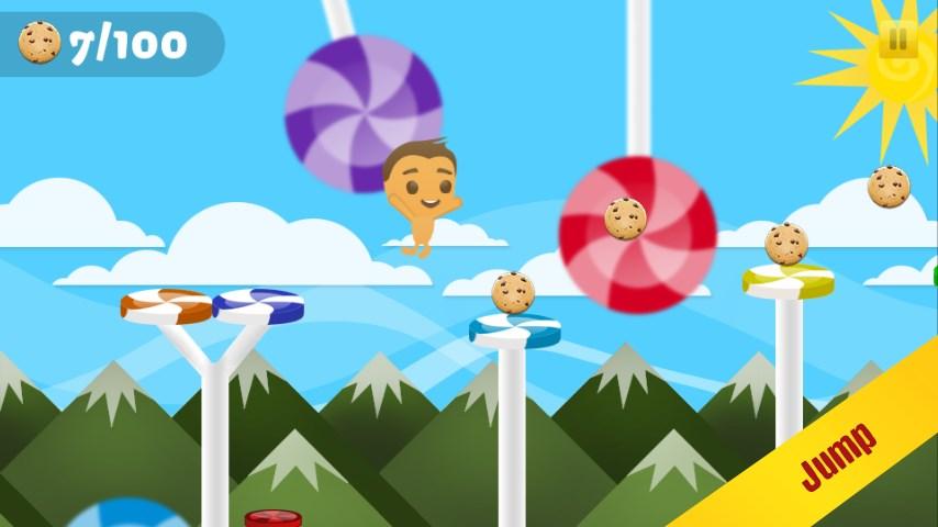 Cookie Adventure - Imagem 1 do software