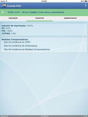 Importador - Imagem 2 do software