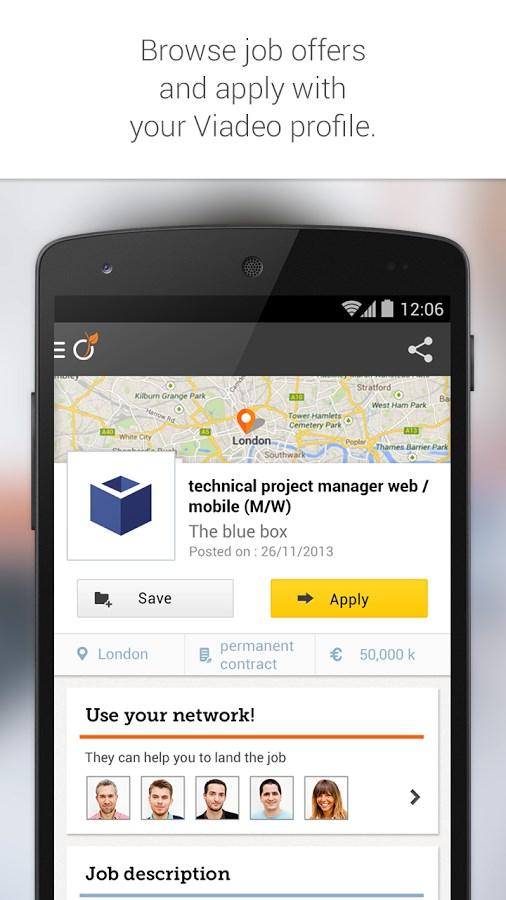 Viadeo - Imagem 2 do software