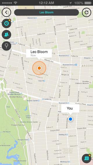 Wave - Private Location App - Imagem 2 do software