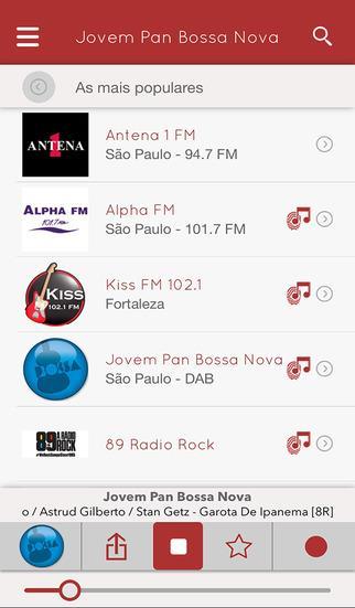 myTuner Radio Brasil - Imagem 1 do software