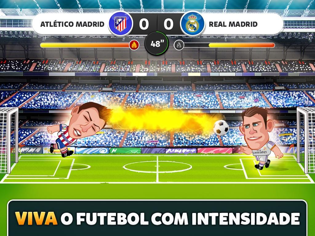 Head Soccer - La Liga - Imagem 1 do software