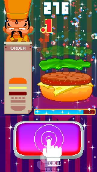 Feed`em Burger - Imagem 2 do software