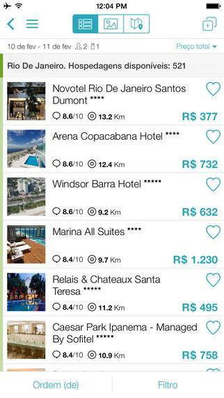 Skyscanner - Compare hotéis e acomodações - Imagem 2 do software