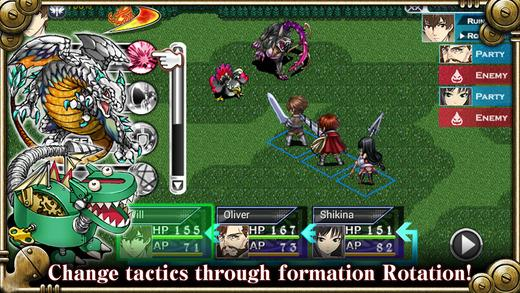 RPG Dead Dragons - Imagem 1 do software
