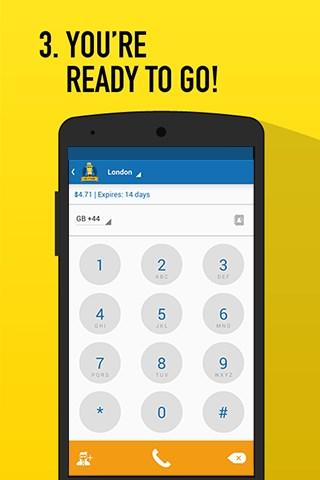 Hide My Phone! - Imagem 4 do software