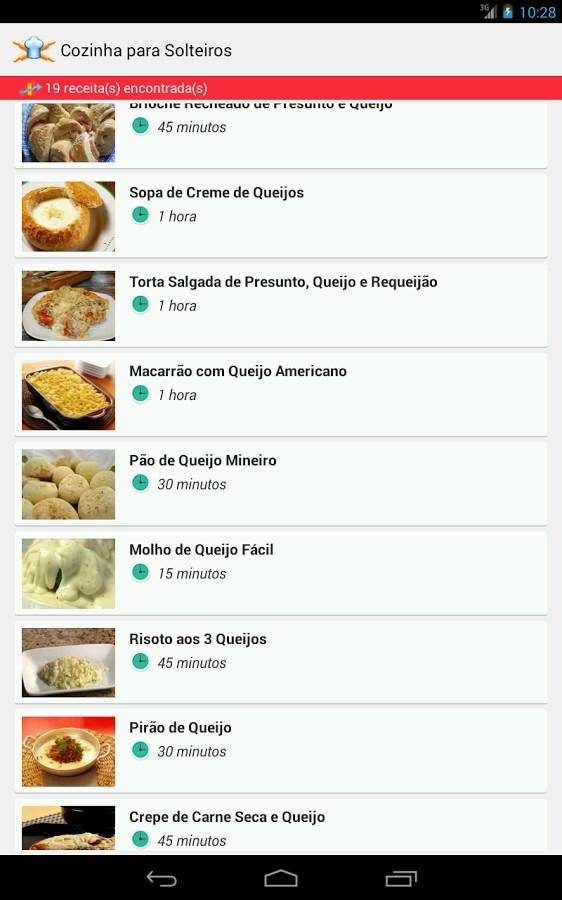 Cozinha para Solteiros - Imagem 2 do software