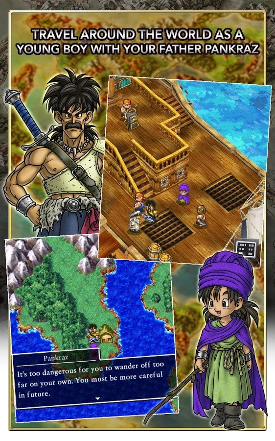Dragon Quest V - Imagem 2 do software
