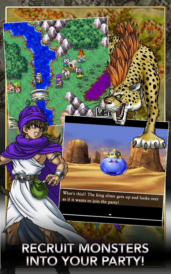 Dragon Quest V - Imagem 4 do software