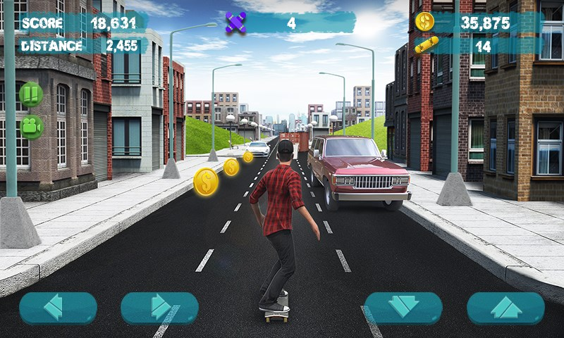 Street Skater 3D: 2 - Imagem 1 do software
