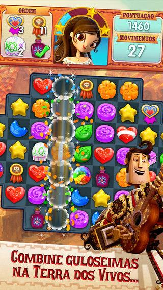 Book of Life: Sugar Smash - Imagem 1 do software