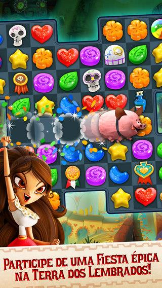 Book of Life: Sugar Smash - Imagem 2 do software