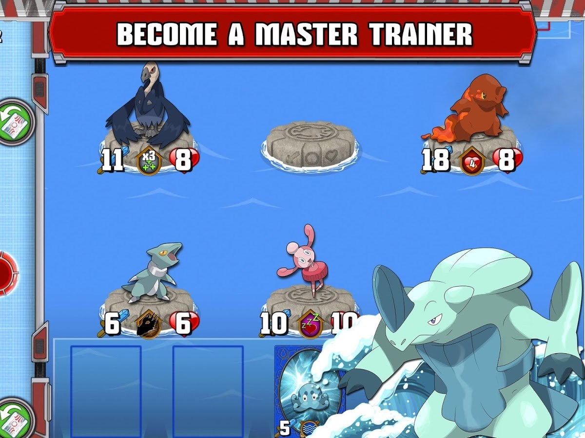 Monster Battles: TCG - Imagem 1 do software
