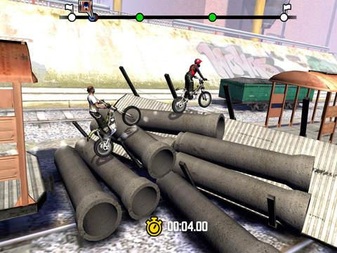 Trial Xtreme 4 - Imagem 1 do software