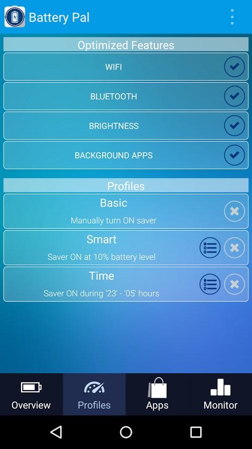 Battery Pal (2X Saver) - Imagem 2 do software