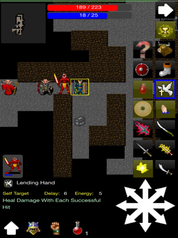 Endless Depths 2 RPG - Imagem 1 do software